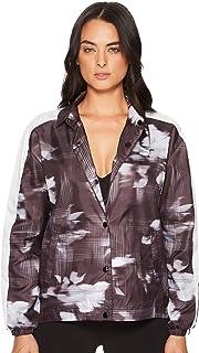 PUMA Womens Classics Logo T7 Coach Jacket AOP