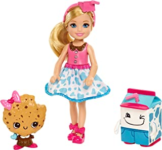 Barbie Dreamtopia Sweetville Kingdom Chelsea & Cookie Friend Doll