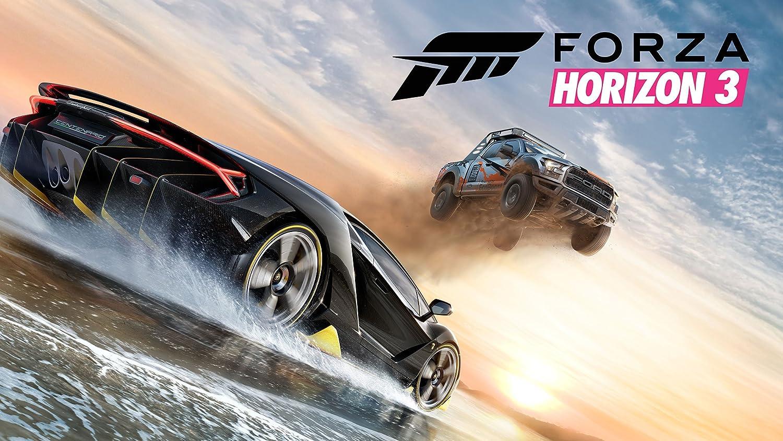 Forza Horizo n 3演示 - Xbox一个数字代码