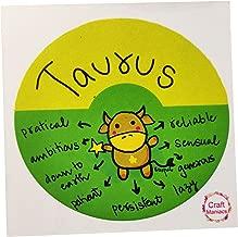 Taurus Fridge Magnet