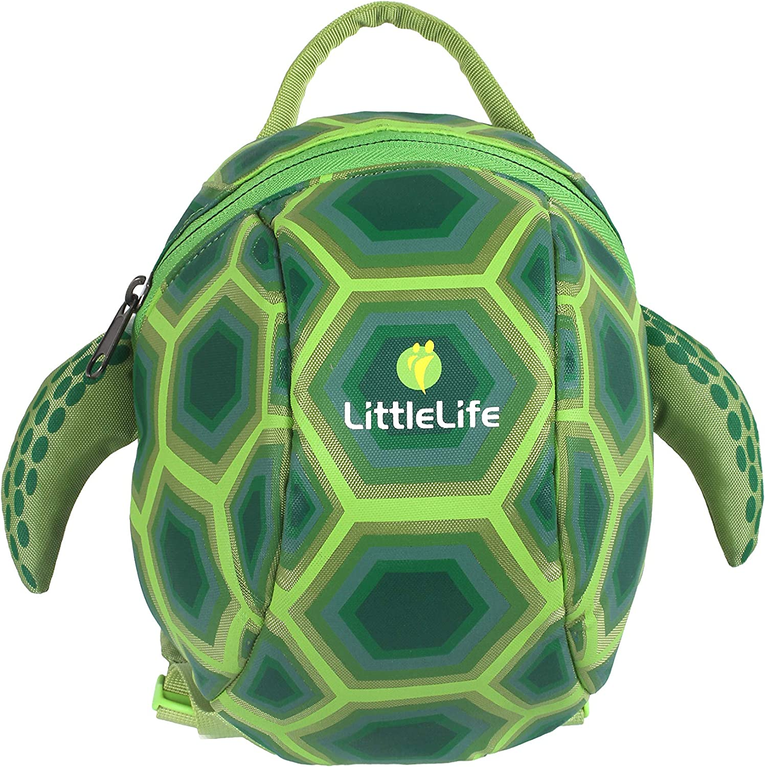 LittleLife Unisex Child Toddler Backpack Turtle, Timmy The Turtle, Toddler 1-3 Years UK