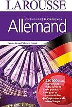Dictionnaire Larousse maxi poche plus Allemand et Francais (German Edition)