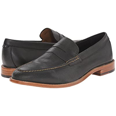 Cole Haan Willet Penny Loafer (Ash Grey) Men