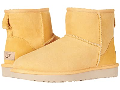 UGG Classic Mini II (Sunflower) Women