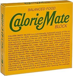 大塚製薬 カロリーメイト ブロック フルーツ 4本×10個