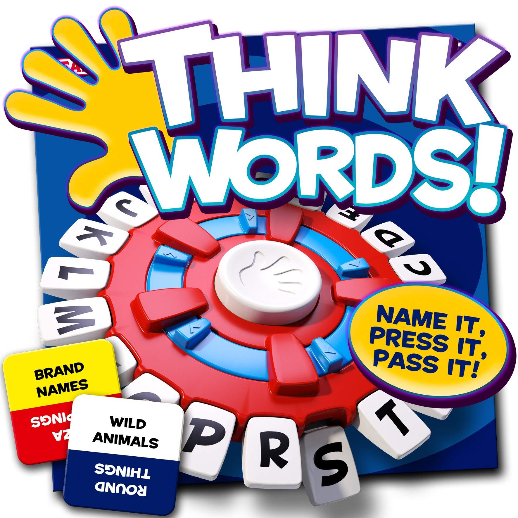 Ideal - Juego de Preguntas, de 2 a 8 Jugadores (10001) (versión en inglés): Amazon.es: Juguetes y juegos