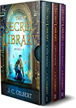 The Secret Library Collection (Books 1-3)