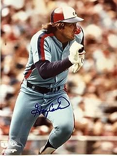 Gary Carter signed baseball photo montreal expos mlb hof