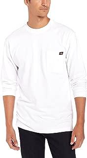 long sleeve white shirt with pocket