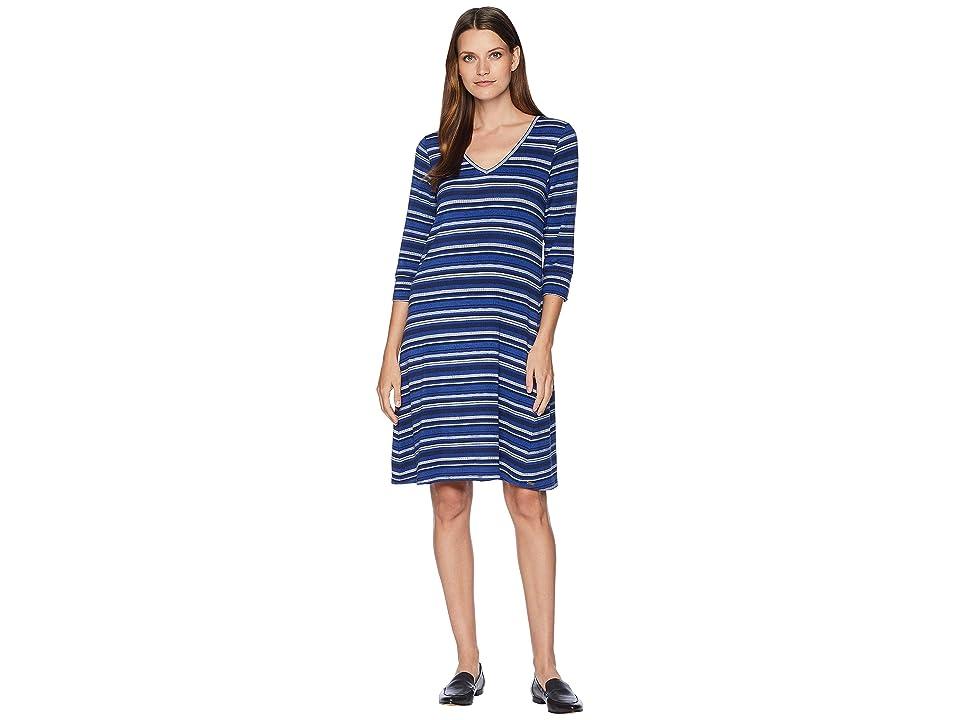 Hatley Elsie Swing Dress (Blue) Women