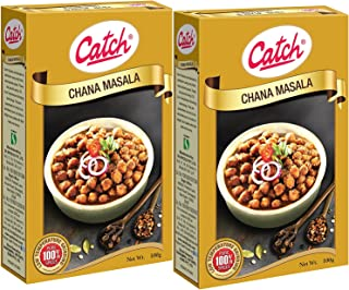 Catch Spices Chana Masala 100gms With 10% Discount (pack of 2)