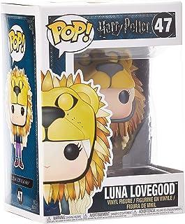Pop Pott Xxx Luna Lovegood Lion