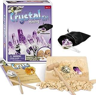 Best crystal mining kit Reviews