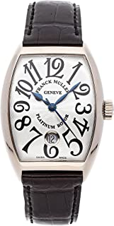 Franck Muller Cintree Curvex Mechanical (Automatic) Silver Dial Mens Watch 7851 SC DT (Certified Pre-Owned)