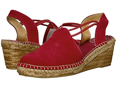 Toni Pons Tremp (Red Suede) Women
