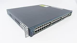 CISCO WS-C3548-XL-EN 1.6A/0.9A 200V-240V Catalyst 3500 Series XL 48 Port Ethernet