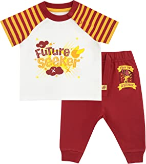 Baby Boys' Gryffindor Top & Joggers Set