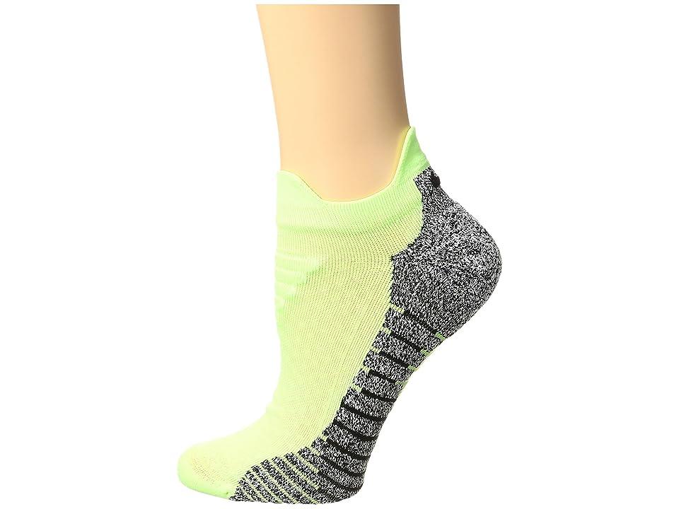 Nike NIKEGRIP Lightweight Low Training Socks (Ghost Green/Anthracite) Women