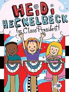 Heidi Heckelbeck for Class President, 30
