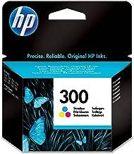 HP CC643EE 300 Cartucho de Tinta Original, 1 unidad, tricolor (cian, magenta, amarillo)