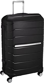 Samsonite 74645 Octolite Spinner Hard Side Luggage, Black, 75 Centimeters