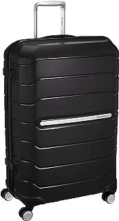 Samsonite 74645 Octolite Spinner Hard Side Luggage, Black, 75 Centimeters