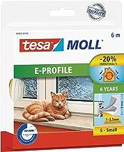 tesa 05463-00120-00 moll E-Profile, wit, 6m