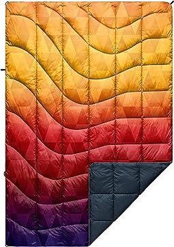Nanoloft Puffy Blanket- Travel Size