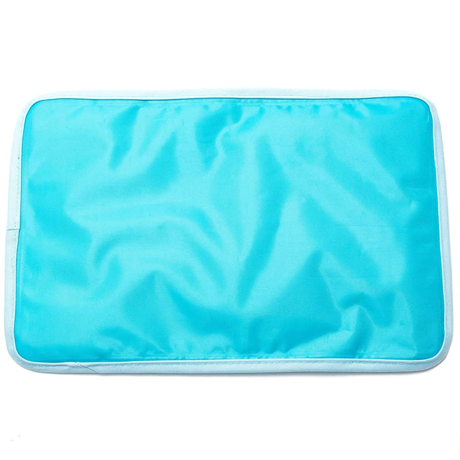 いたずら思い出つまずくmianshe ひんやりマット 枕用 ひんやり枕 両面使える 瞬間冷却 柔らかい ジェルまくら 完全防水加工 抗菌?防臭 (シングル?20×30cm)