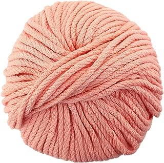 JubileeYarn Bamboo Cotton Chunky Yarn - Dreamy Blush - 2 Skeins