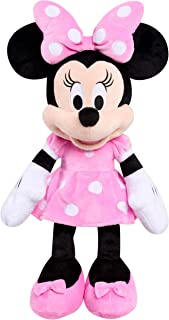 Disney Junior Mickey Mouse Large Plush Minnie Mouse