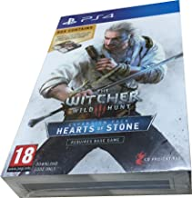 Best The Witcher 3 Hearts of Stone Limited Edition Expansion with Gwent Decks For PS4 [Uk Import] [video game] Review