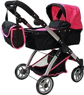 Best 3-in-1 doll stroller Reviews