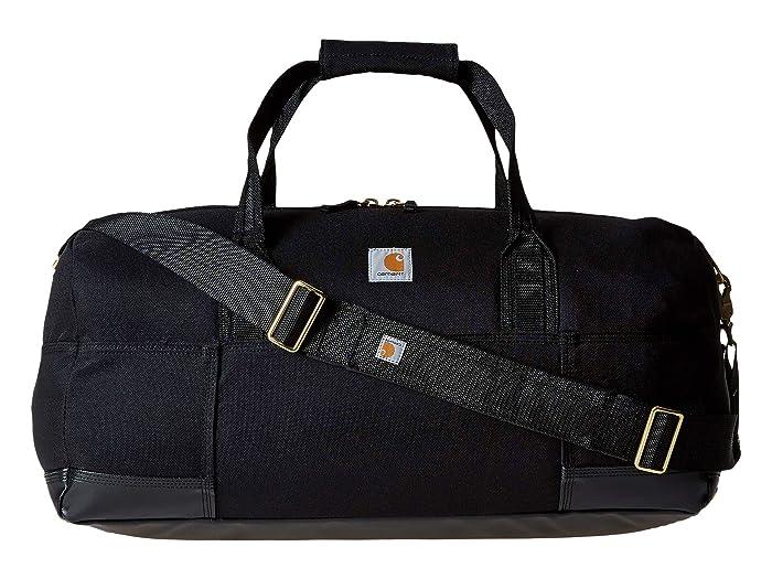 Carhartt  23 Legacy Gear Bag (Black) Athletic Handbags