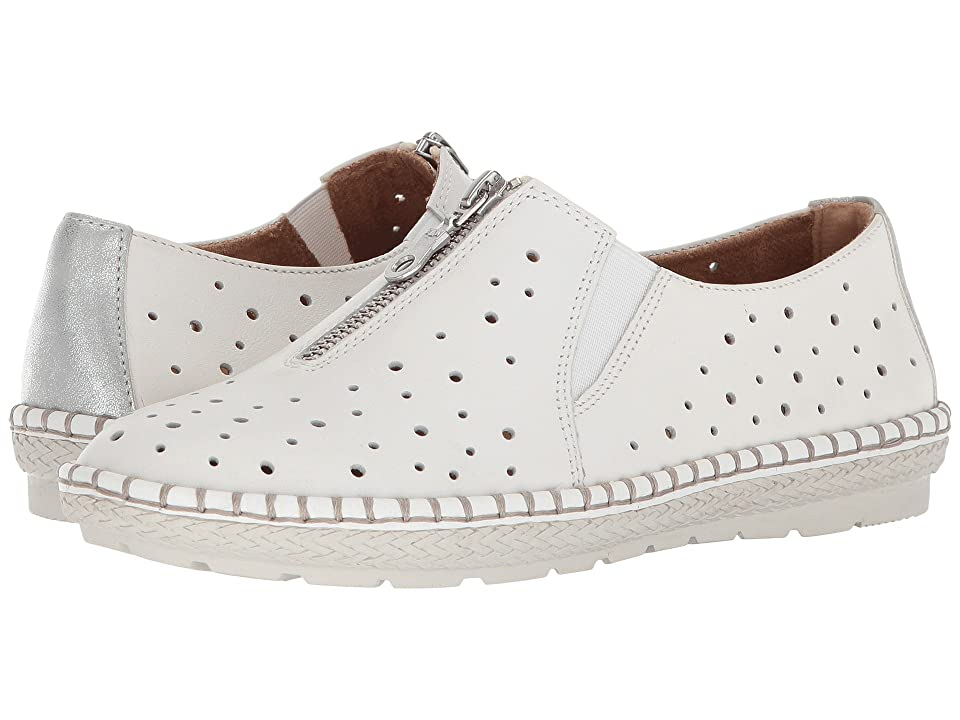 Earth Callisto (White Soft Leather) Women