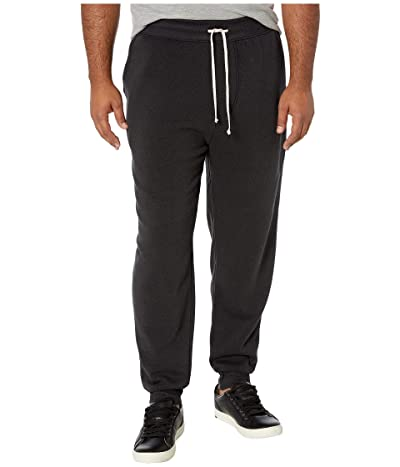 Alternative Big Tall Eco-Fleece Dodgeball Pants (Eco True Black) Men