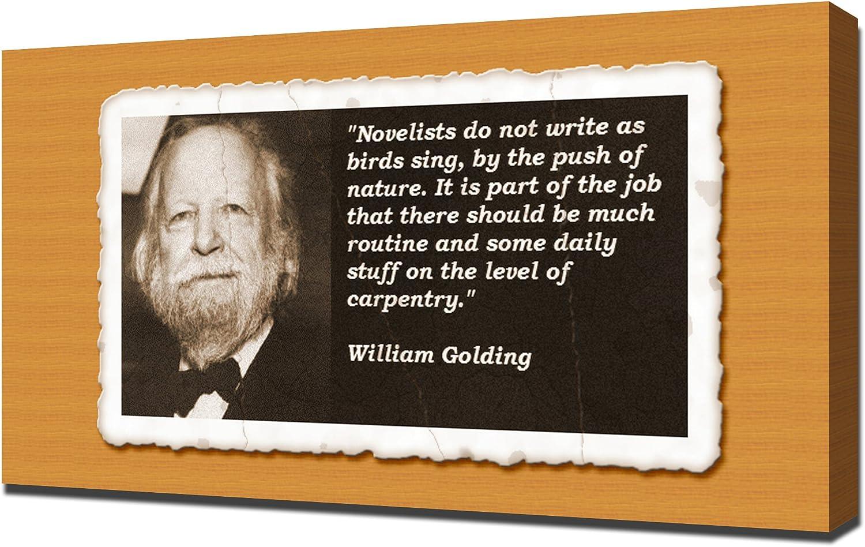 Golding quote women william on William golding