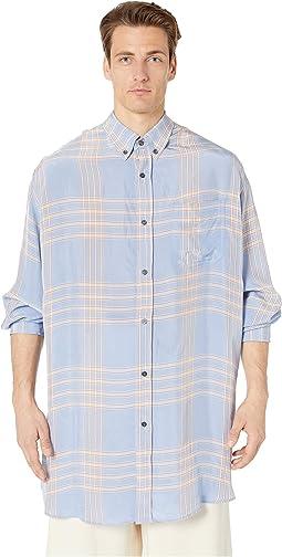 Macro Check Toile Shirt