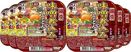五木食品 鍋焼味噌煮込みうどん 249g×6個
