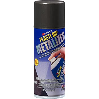 Performix 11287 Graphite Pearl Metalizer Plasti Dip Spray - 11 oz.
