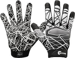 custom cutters football gloves