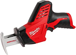 Milwaukee M12 12-Volt Hackzall Recip Saw (2420-20) (Tool Only – No Battery)