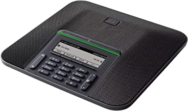 Cisco IP Conference Phone 7832 with Multiplatform Firmware, 360-Degree Microphone Coverage, 3.4-inch Monochrome LCD, Class... photo