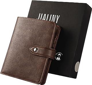 $23 » JIALINY a7 6 Ring Binder Weekly Planner Appointment Calendar Cash envelopes Wallet,Finances Organizer Calendar Budget Plan...
