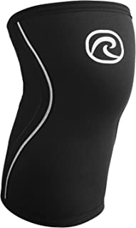 Rehband Rx Knee Support Jr. - Black - Small - 1 Sleeve