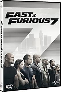 Fast & Furious 7 [DVD]