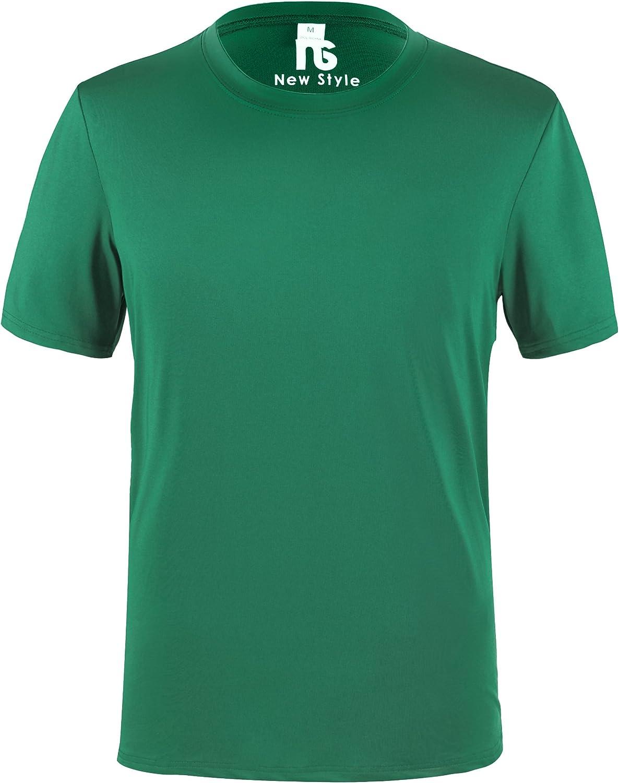 Sport T Shirt for Raleigh Mall Men - Premium Moisture-Wicking Light-Weig Cool safety