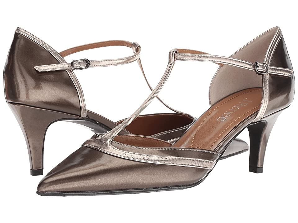 J. Renee Emiliana (Taupe/Taupe) High Heels