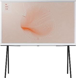 Samsung QN55LS01RAFXZA Serif 55-Inch QLED 4K LS01 Series Ultra HD Smart TV with HDR and Alexa Compatibility (2019 Model)