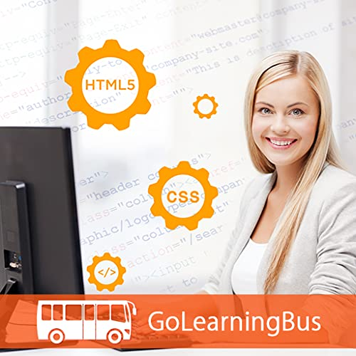 Learn HTML5 and CSS by GoLearningBus